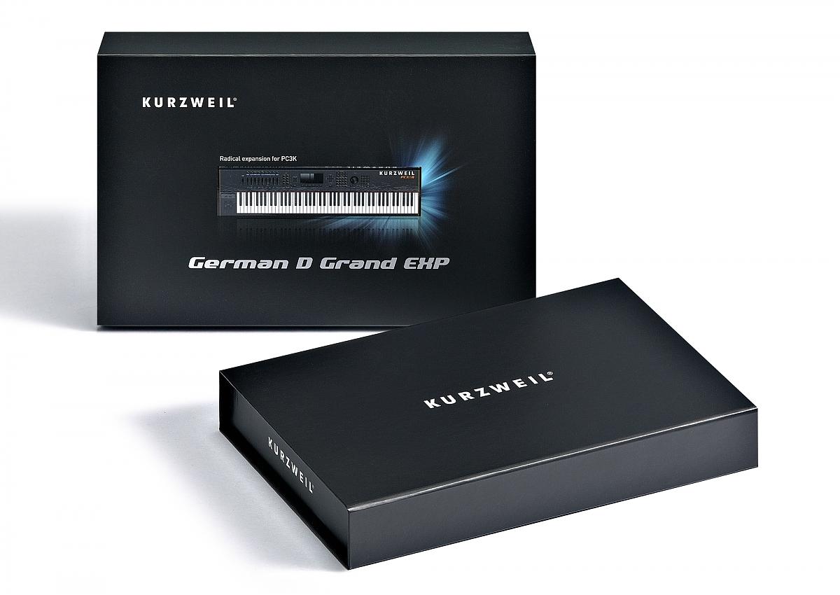 Kurzweil nemecké veľké - rozšírenie na PC3K