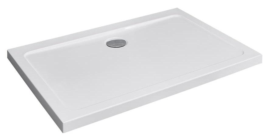 Obdĺžniková sprchová vanička Doros D s dlaždicami 100x80 RADAWAY