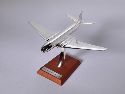 De Havilland DH-106 'Comet' - 1:200 - Атлас доставка товаров из Польши и Allegro на русском