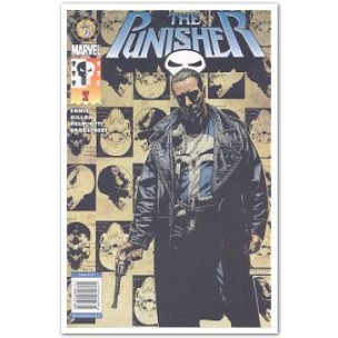 Punisher 7 komiks Mandragora