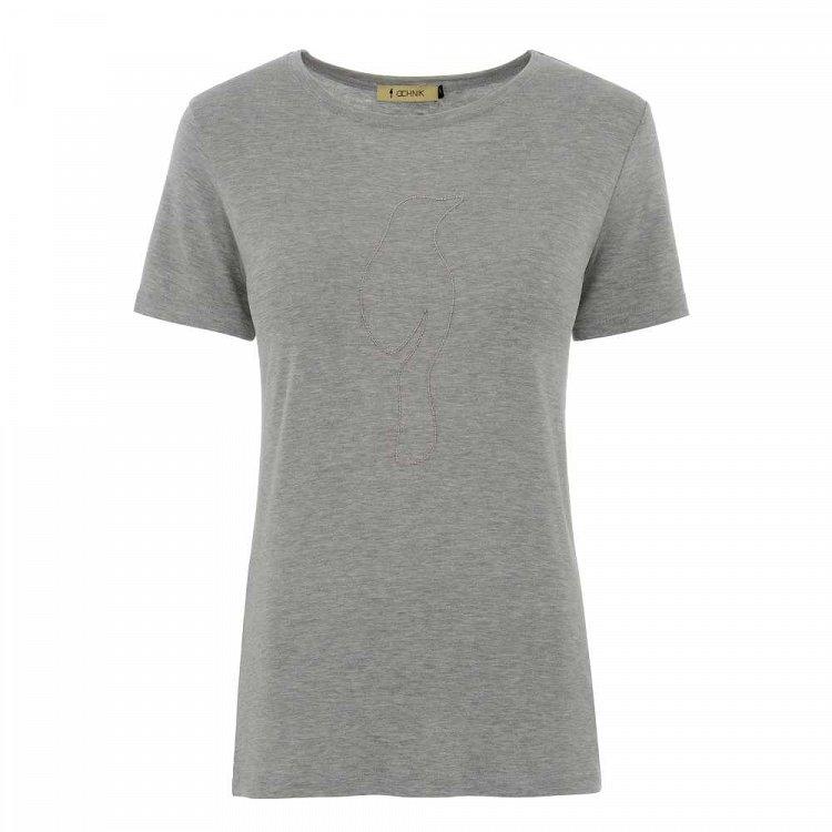 Ochnik T-Shirt damski TSHDT-0025-91(W18) r. Xxs