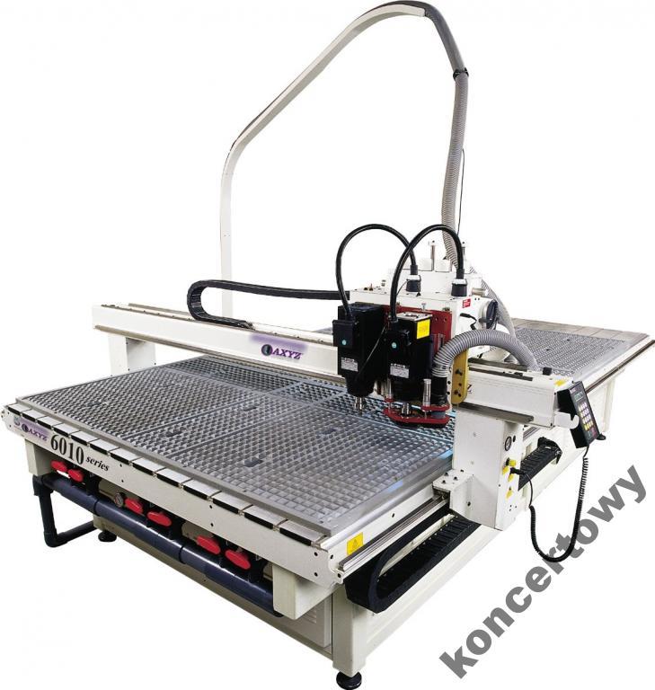 CNC frézovacie rezanie Plaxi PVC Dibond All Poľsko