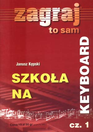Item Book School for keyboard-Play alone 1