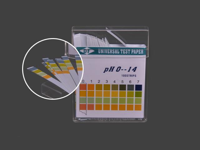 PH 0-14PH Strips na pH moču, voda 100ks !!