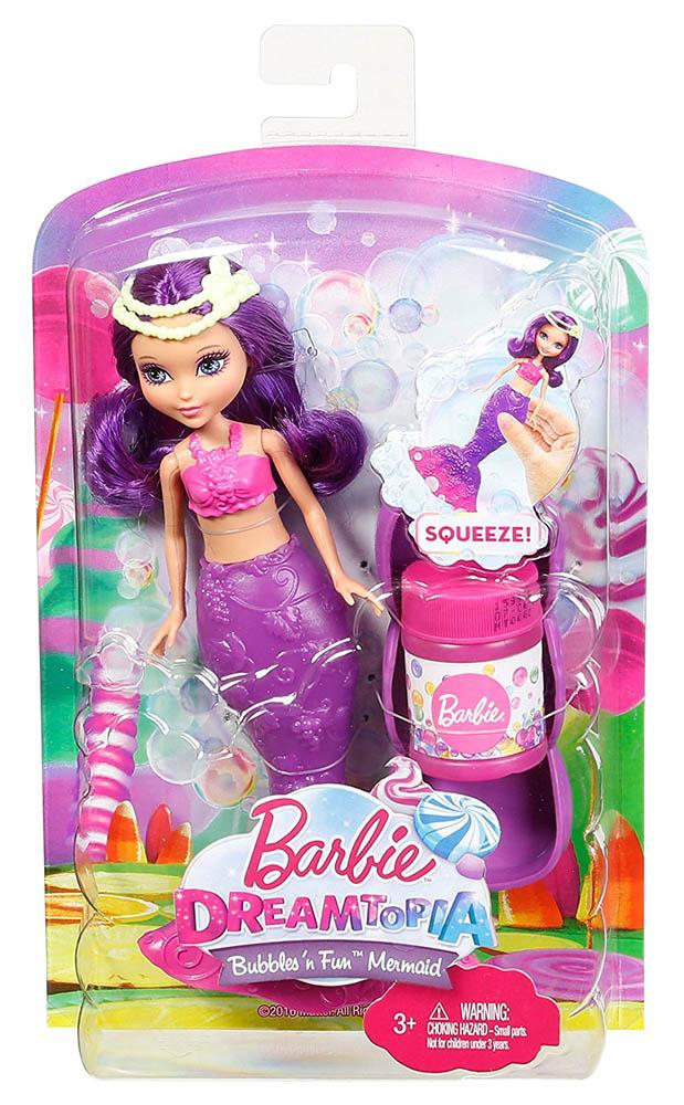 MAS24 Barbie DVM97 DVM98 Bubble Malé Mermaids