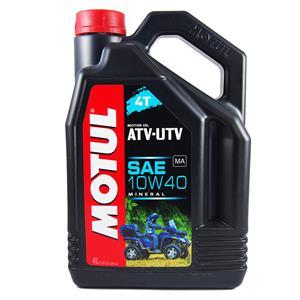 MOTUL ATV-UTV 4T 10W40 4L QUAD