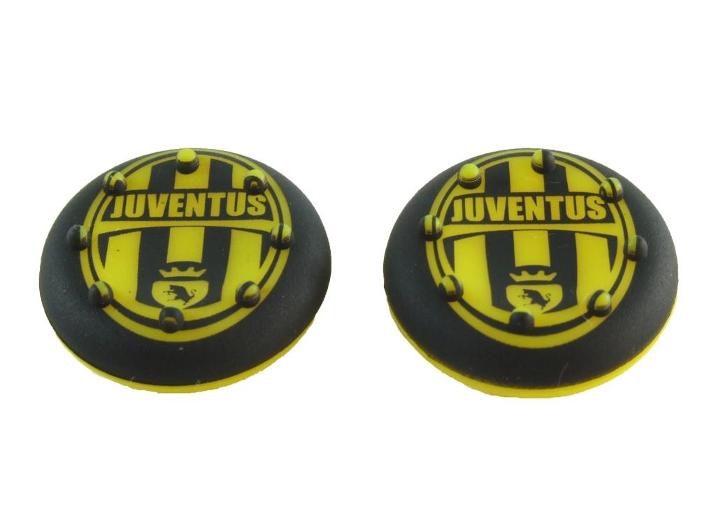 2x gumové prekrytie FIFA FOTBAL JUVE F.C. žltá