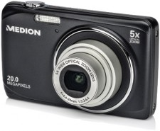 Item German MEDION 20Mpx camera 5x zoom CAPABILITY GW
