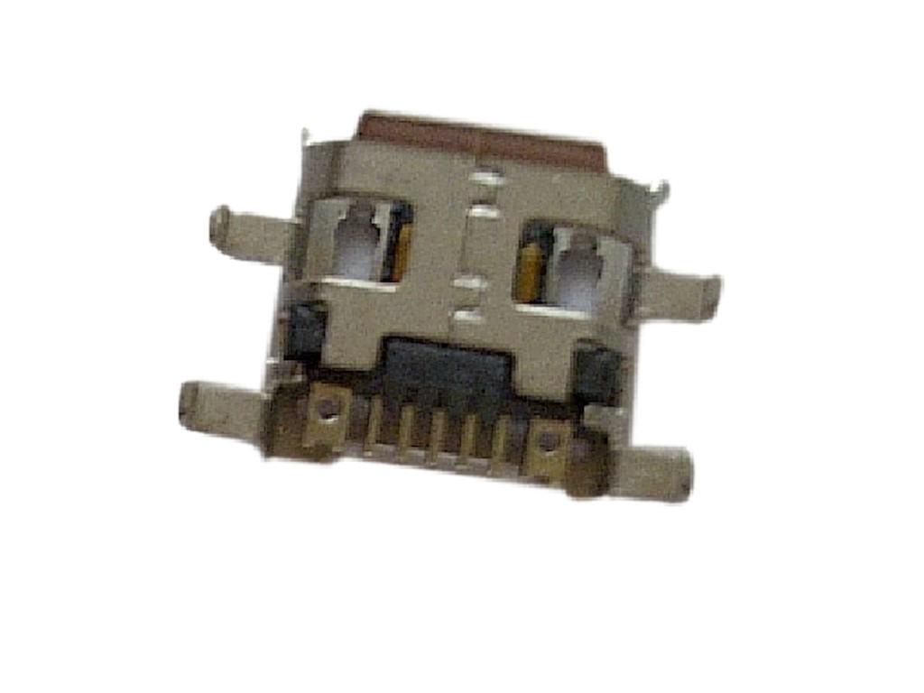 Micro USB 5 SMD 4PIN Spiace ženy