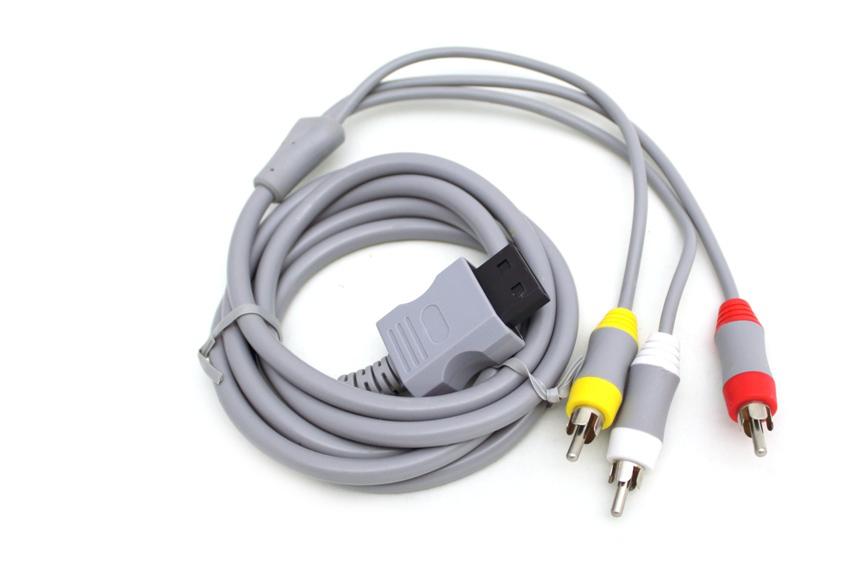 AV audio-video kábel pre Nintendo Wii Vysoká kvalita