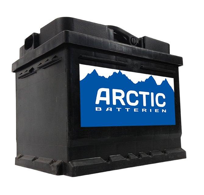 аккумулятор arctic 12v 45ah 390a
