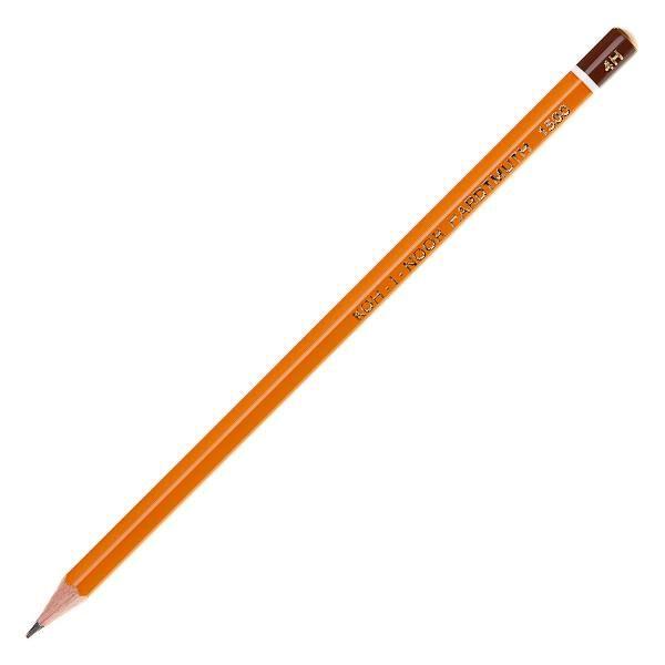 Grafitská ceruzka 4H Koh-I-Noor 1500 Škola, štúdium