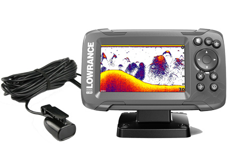 RYBY FINDER LOWRANCE 4X HOOK2 GPS HIT ROKU 2018!! WAWA
