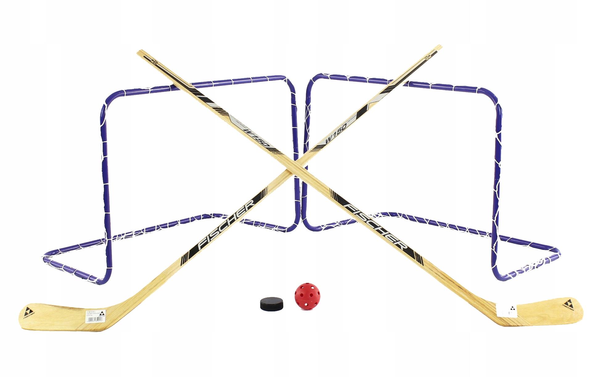 Набор для GRY FISCHER 2w1 hokej unihokej LATO+ZIMA