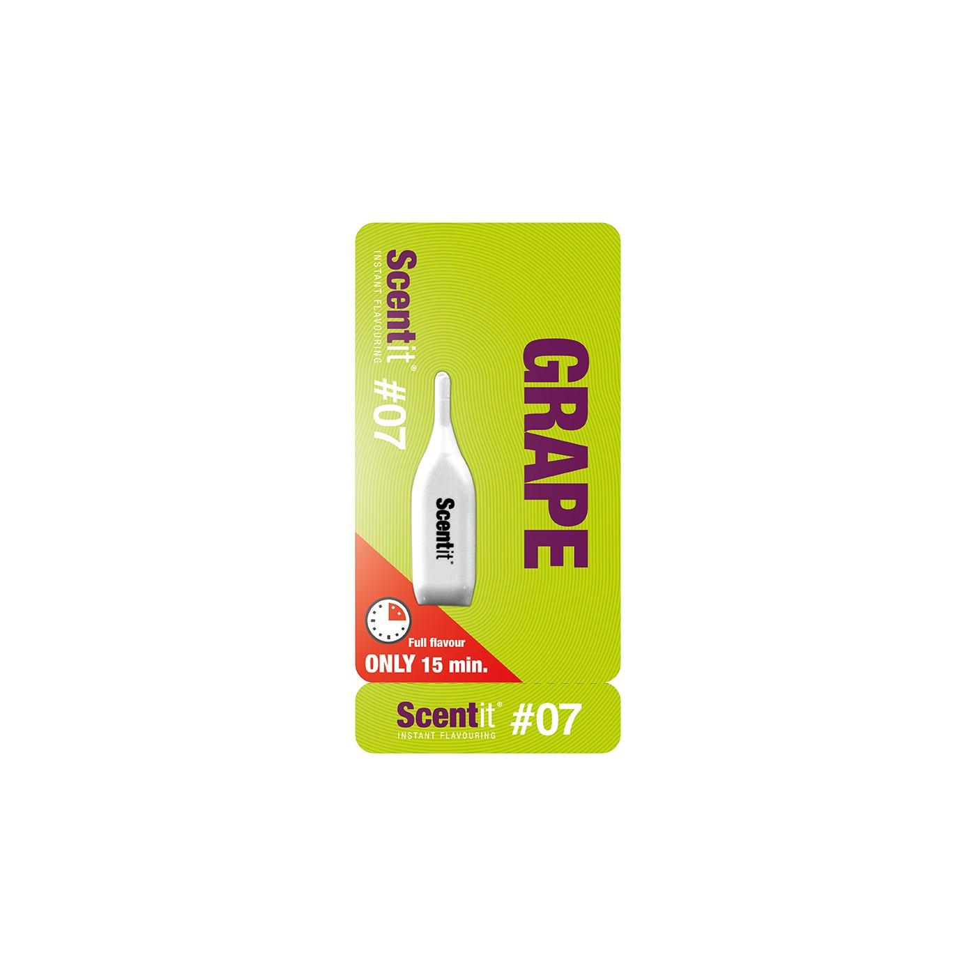 Aromat Mac Baren Scentit 1,5ml do tytoniu Grape