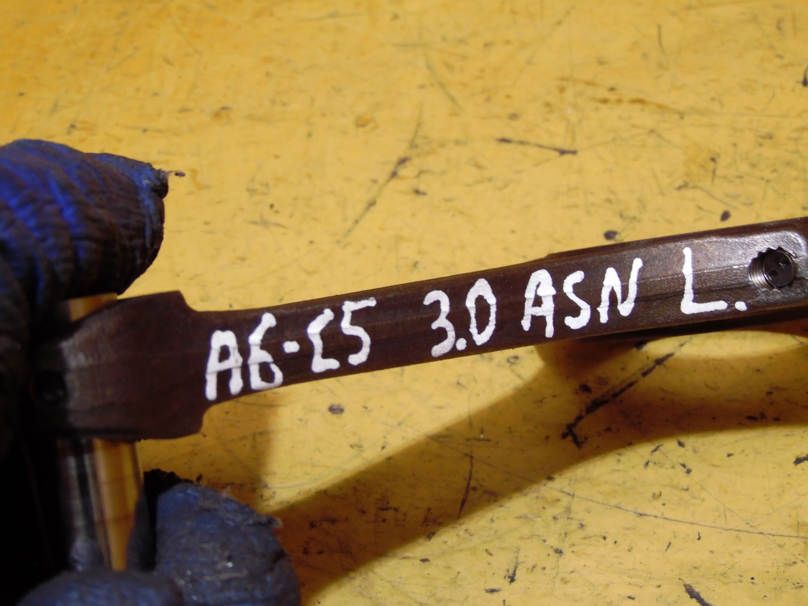 КРИВОШИПНО ШАТУН A4 A6 A8 3.0 ASN 220 КМ