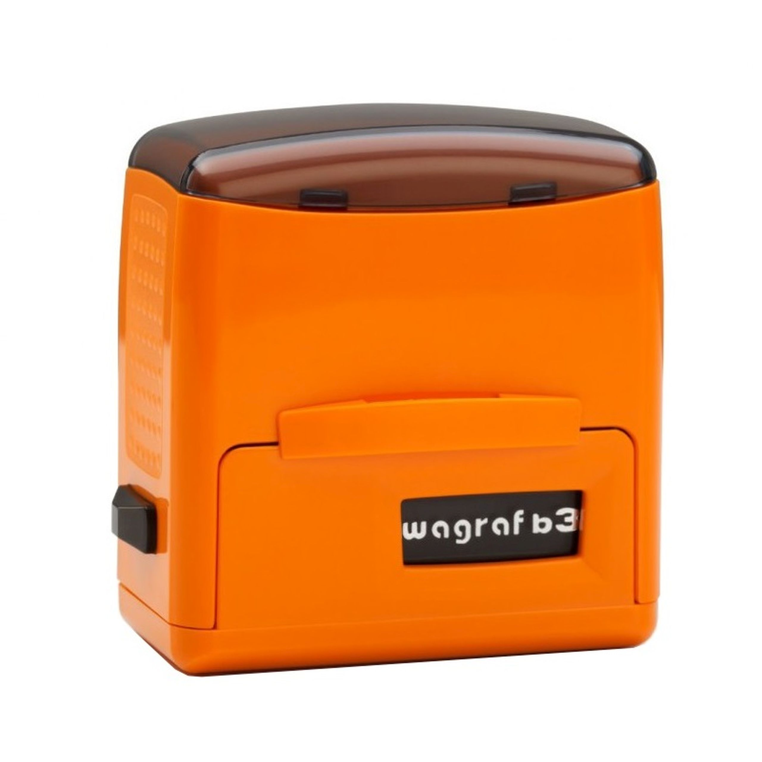 Item Stamp with gum Brand Wagraf B 3S 6 lines