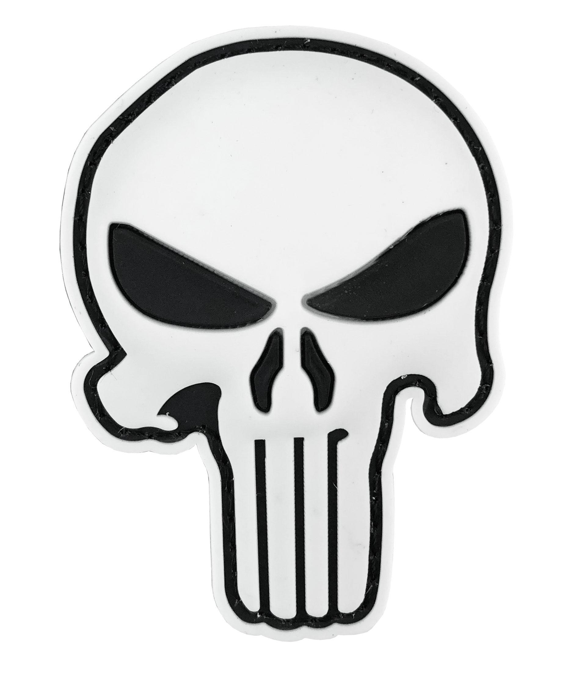 (KAMPFHUND Полоса Punisher Gen III G3 на липучке ПВХ) доставка товаров из Польши и Allegro на русском