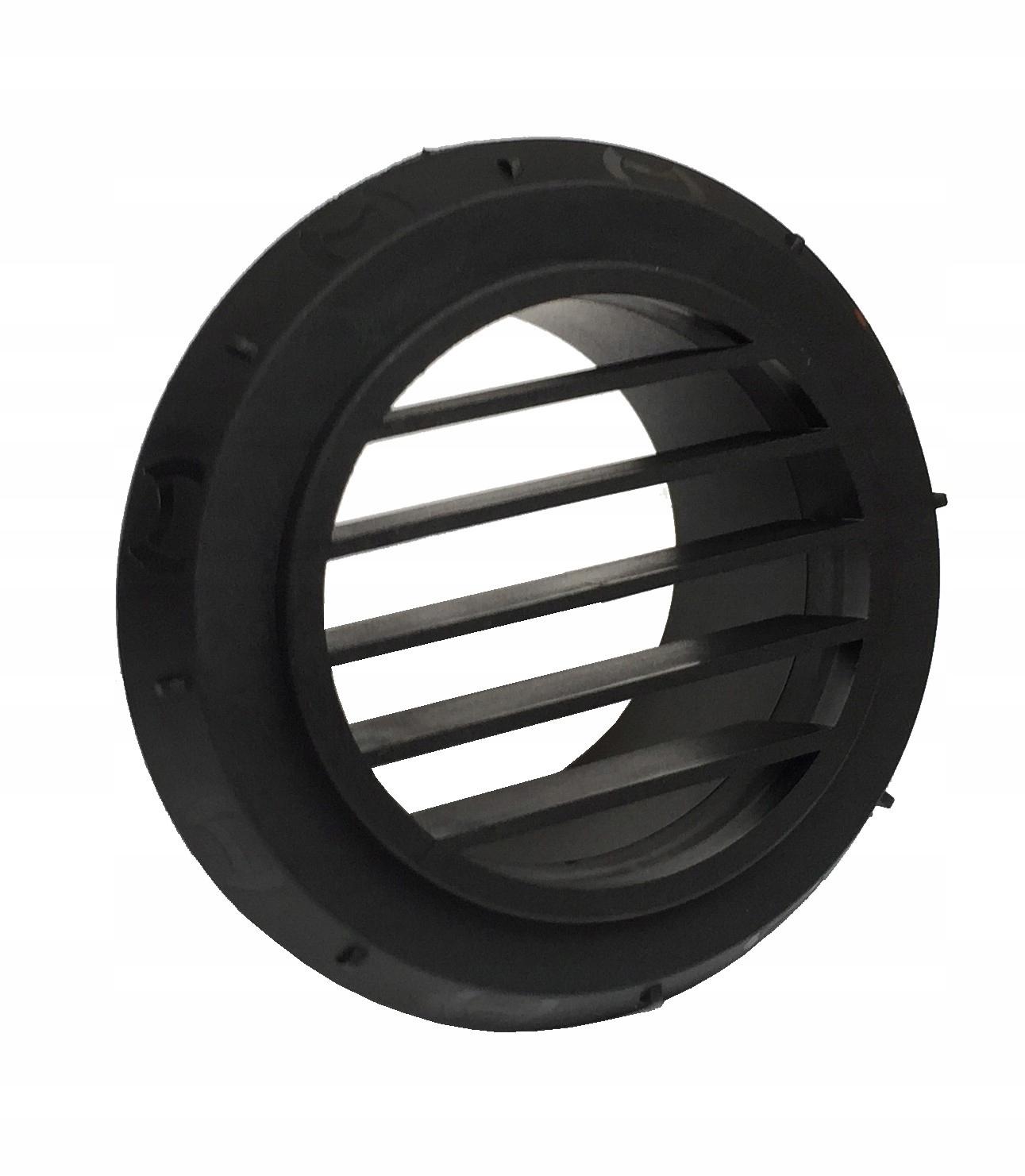 выход воздуха fi 60mm webasto черный - 1320934a