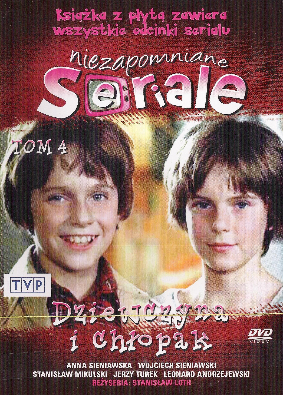 Dziewczyna I Chłopak Caly Serial Dvd Folia