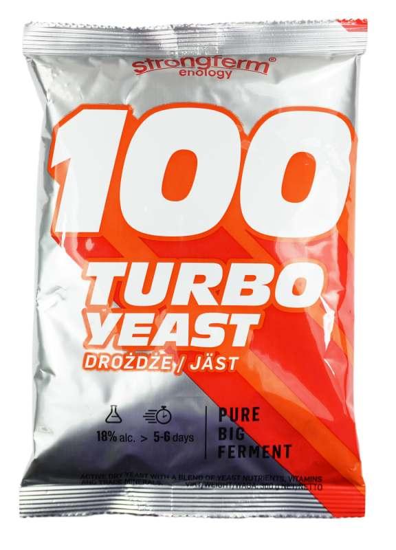 Item Yeast Gorzelnicze STRONGFERM 100 MEGA PACK 100L