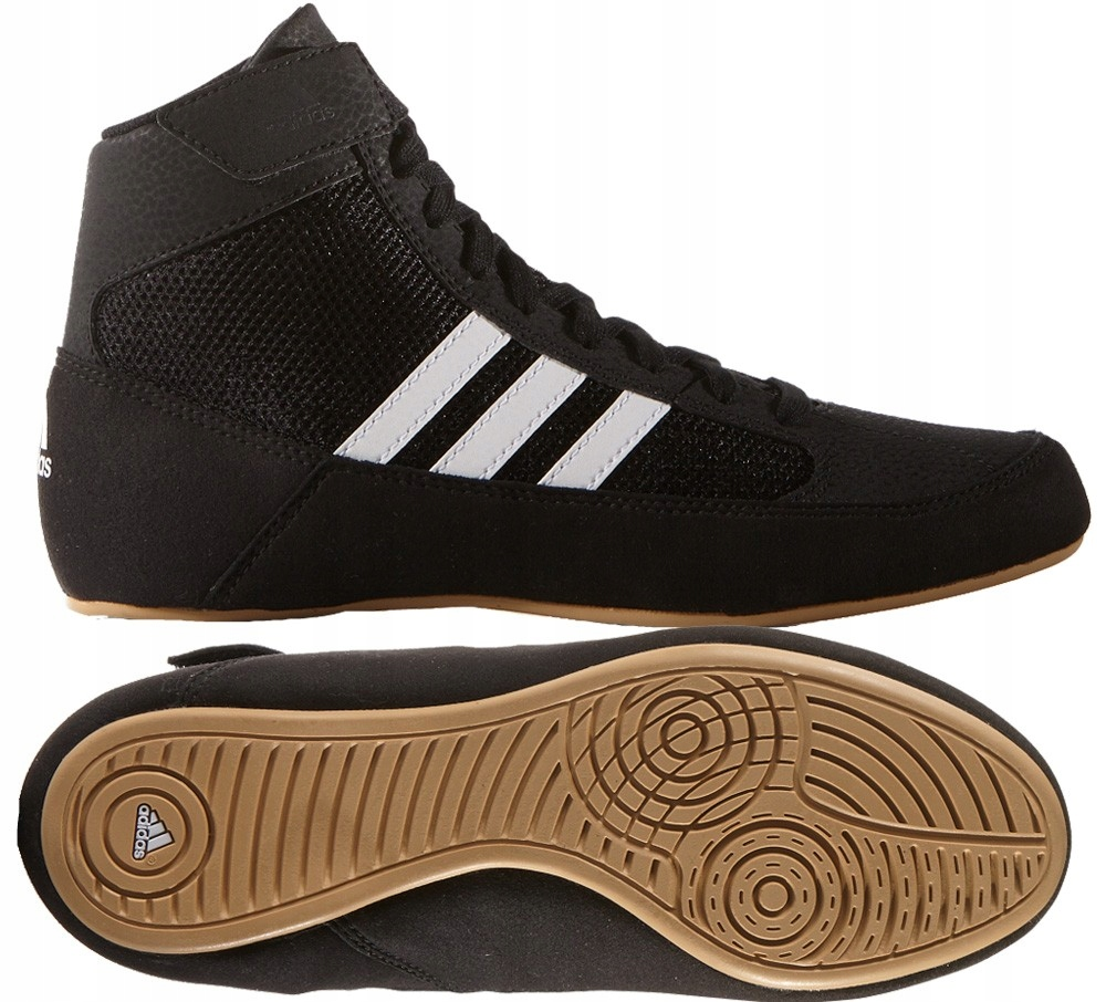 Обувь для борьбы БОКСА Adidas Havoc AQ3325   44