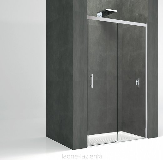 NOVELLINI sprchové Dvere pre nika CALI RN 160