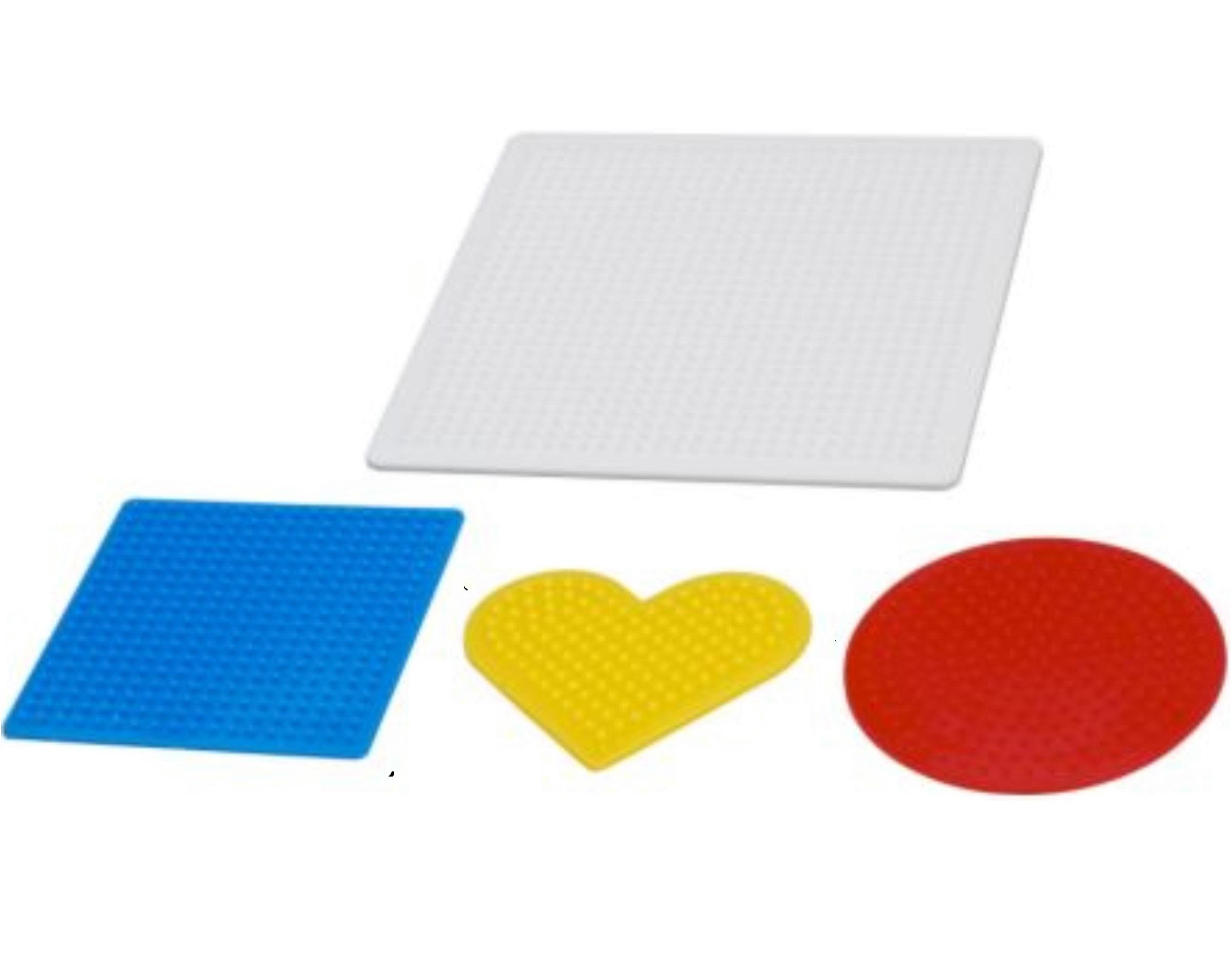 Formy IKEA PYSSLA na žehlenie korálikov