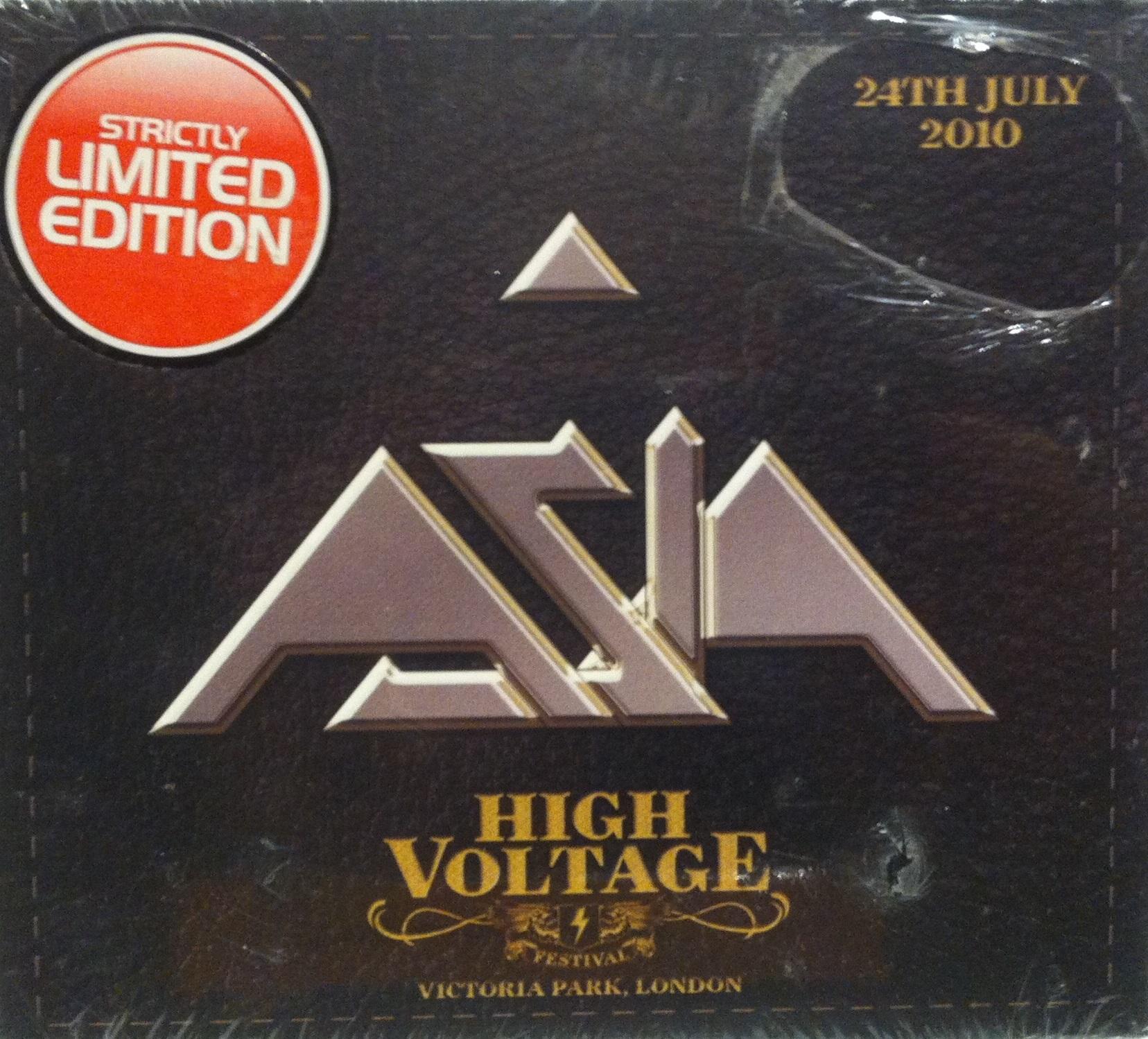 Купить ASIA High VOLTAGE Festival 2010 LIVE 2CD ПЛЕНКА на Eurozakup - цены и фото - доставка из Польши и стран Европы в Украину.