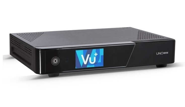 VU + UNO 4K SE 1xDUAL DVB-S2X FBC - новая голова
