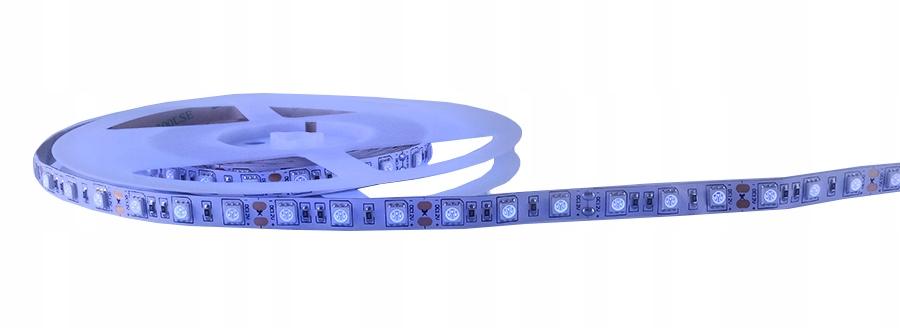 LED páska 5050 300 SMD UV-A Ultrafiolet Premium 1m