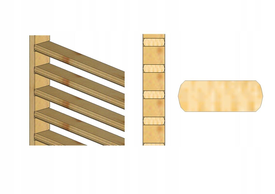 Panel Č. 2. 1 sa nahrádza steny stodola