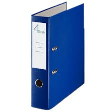 Item BINDER A4 75 mm LEVER in 12 COLOURS