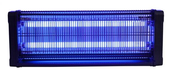 Lampa owadobójcza GC2-40W pokrýva 300 m2, 1600V