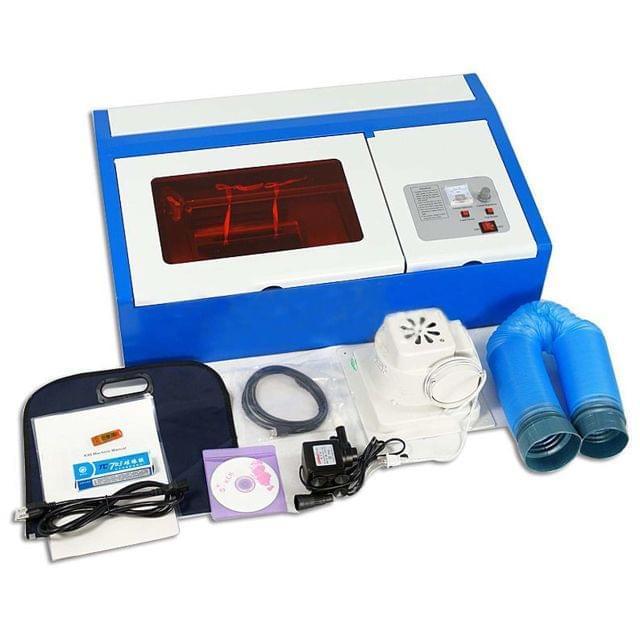 Laser Plotter CO2 40W Laserové gravírovanie 320 GW24