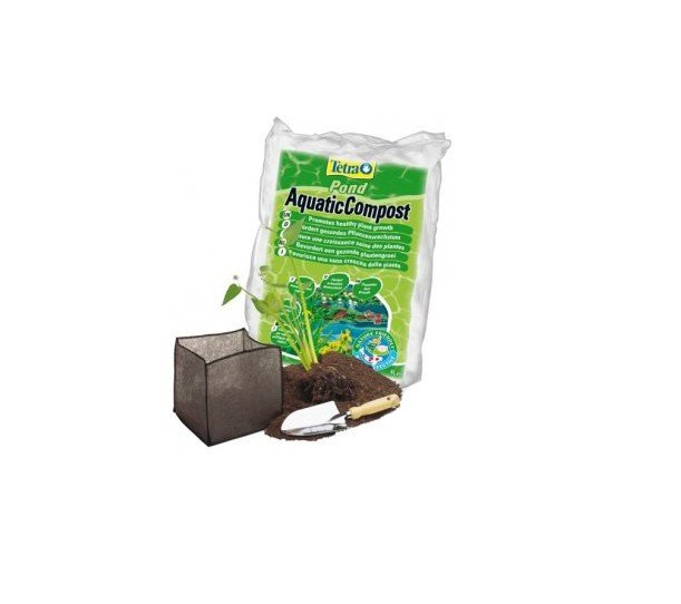 Tetra Pond AquaticCompost 4l Zestaw dla roślin