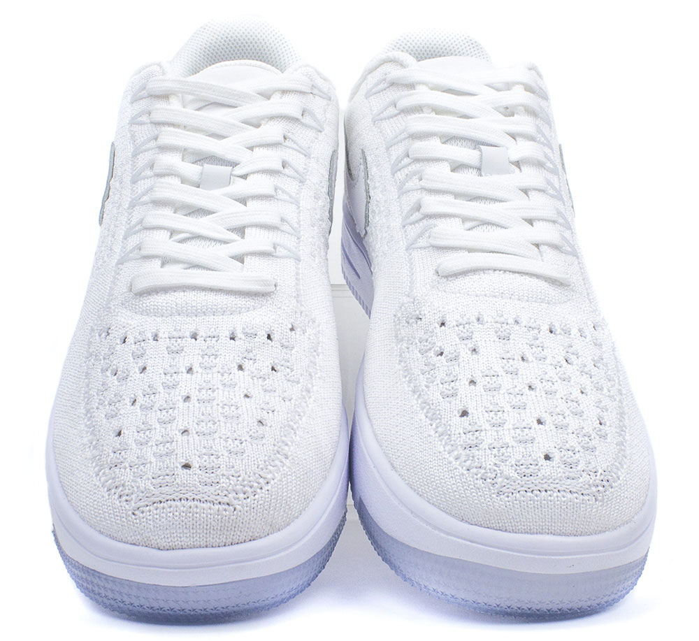 NIKE Air Force 1 Flyknit Low 256 101 rozmiar 38