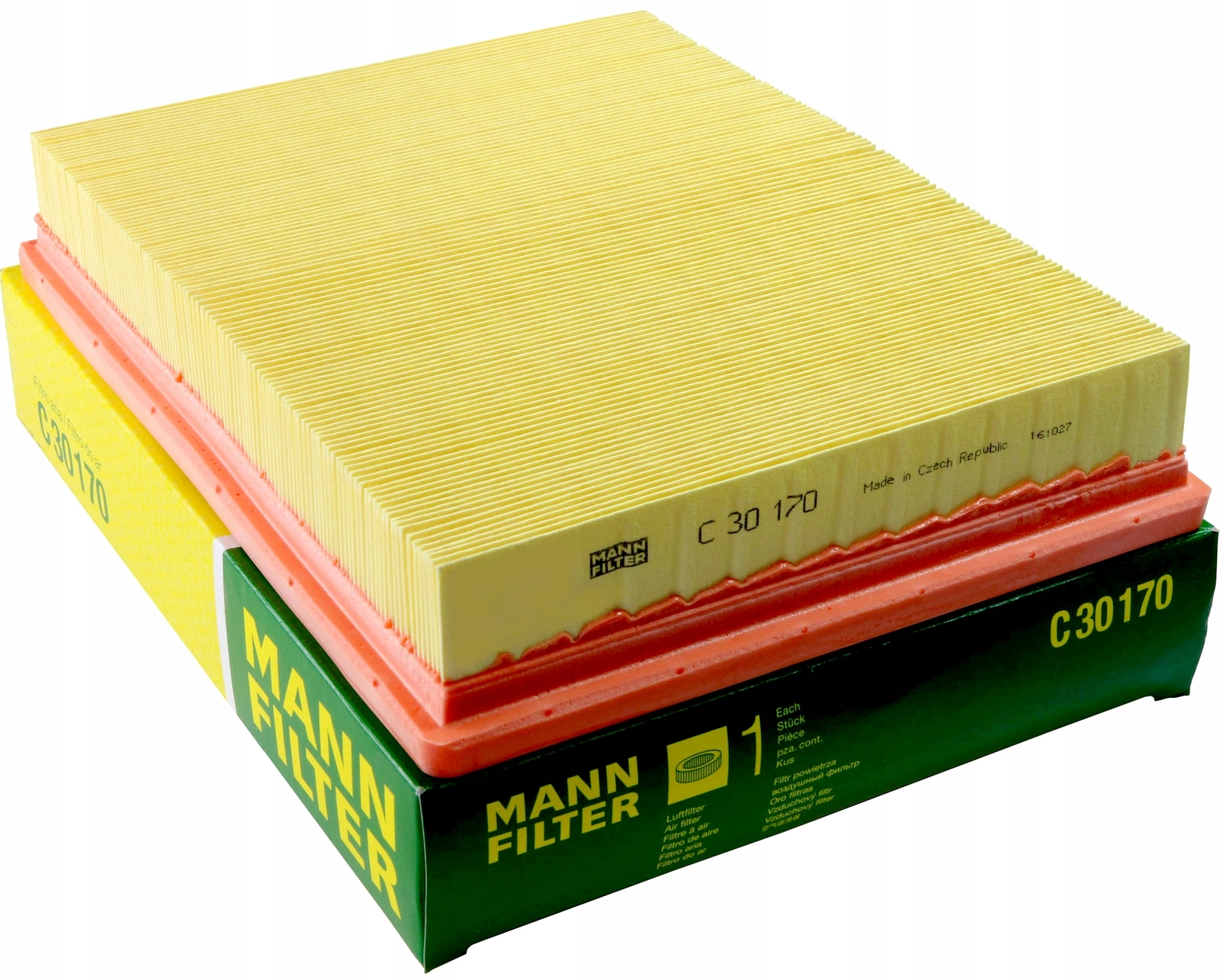 Mann Filter C30170 Filtre /à air