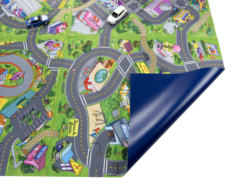Большой коврик Play Mat 4in1 140x160 см 6034
