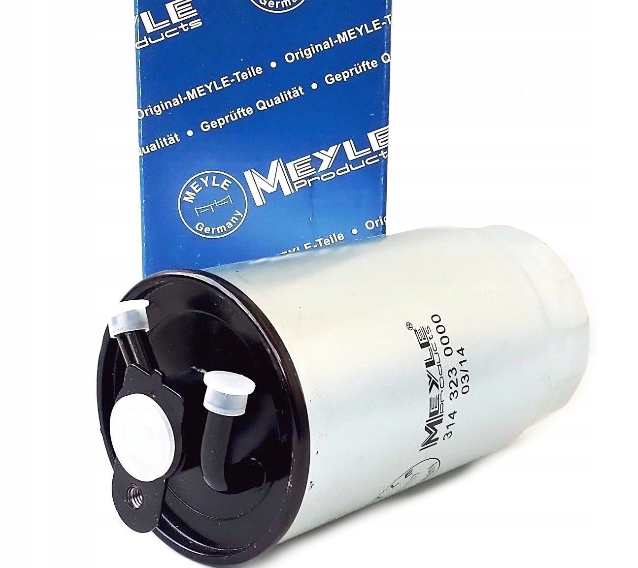 фильтр топлива bmw e46 e39 x5 320d 322d 330d meyle