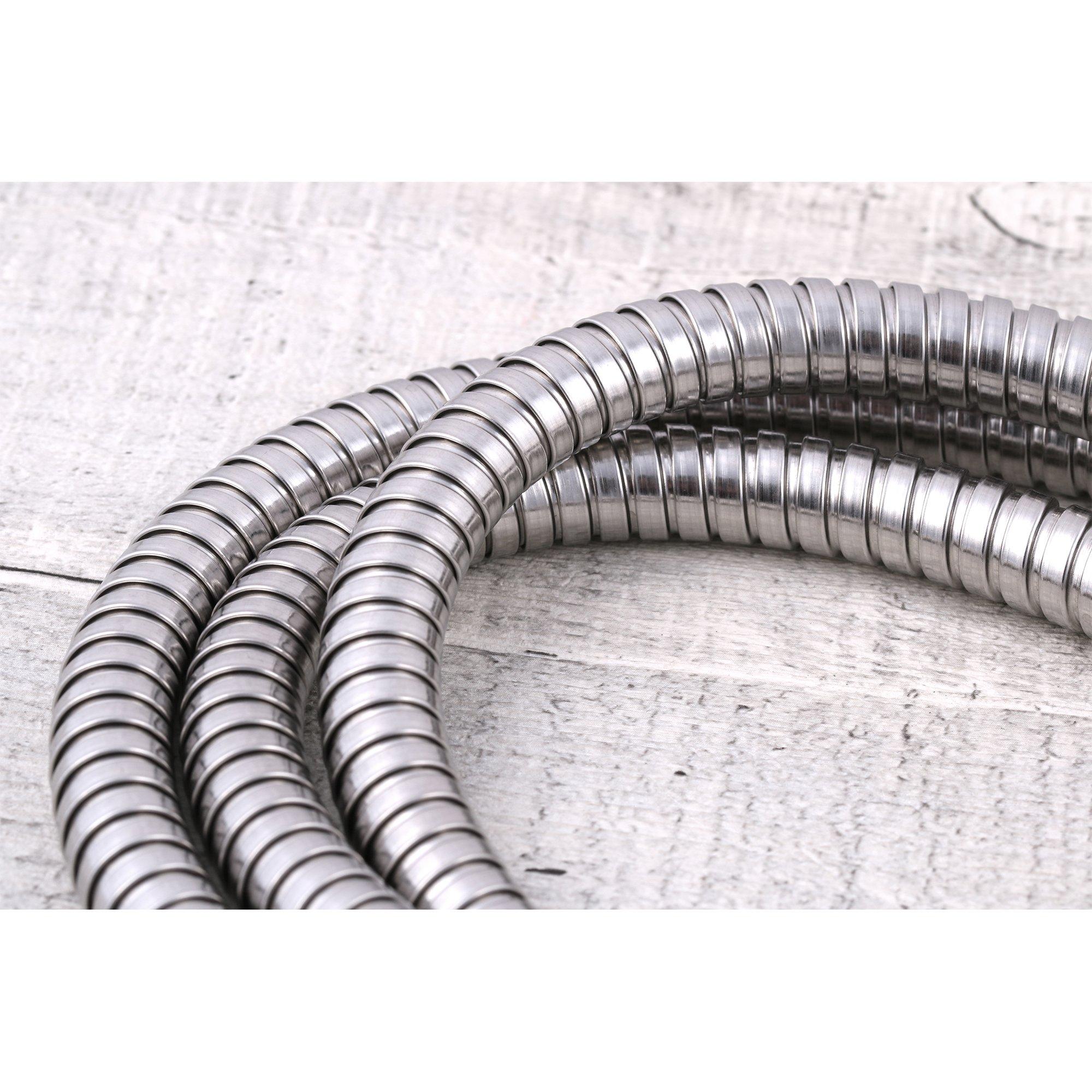 Wąż prysznicowy chromowany standardowy 120cm Marka Forb
