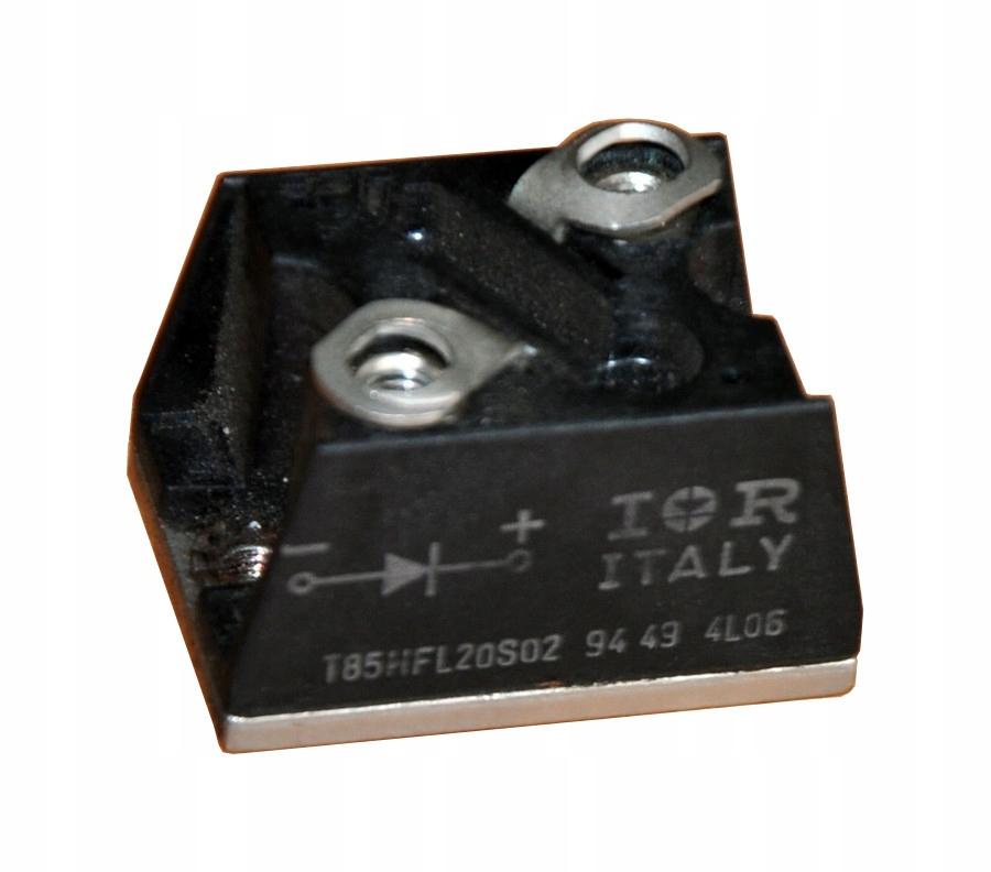 High-Power dióda T85HFL20S02 200V 85A 200NS