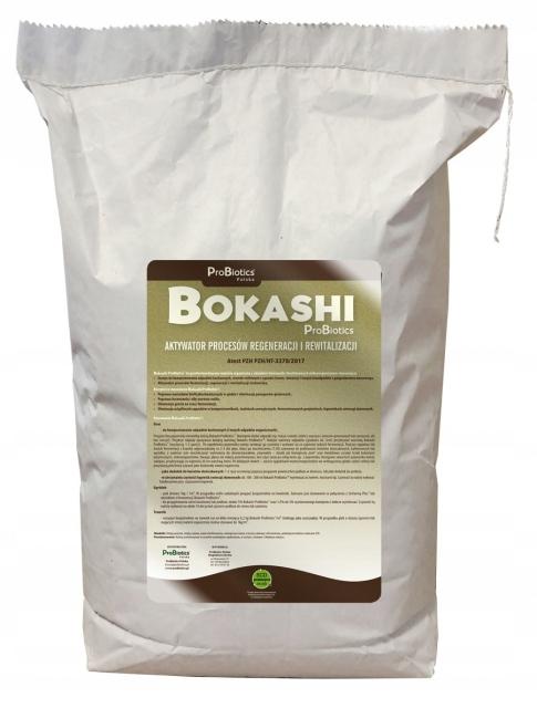 Bokashi ProBiotics 5 kg starter kompostowy, otręby
