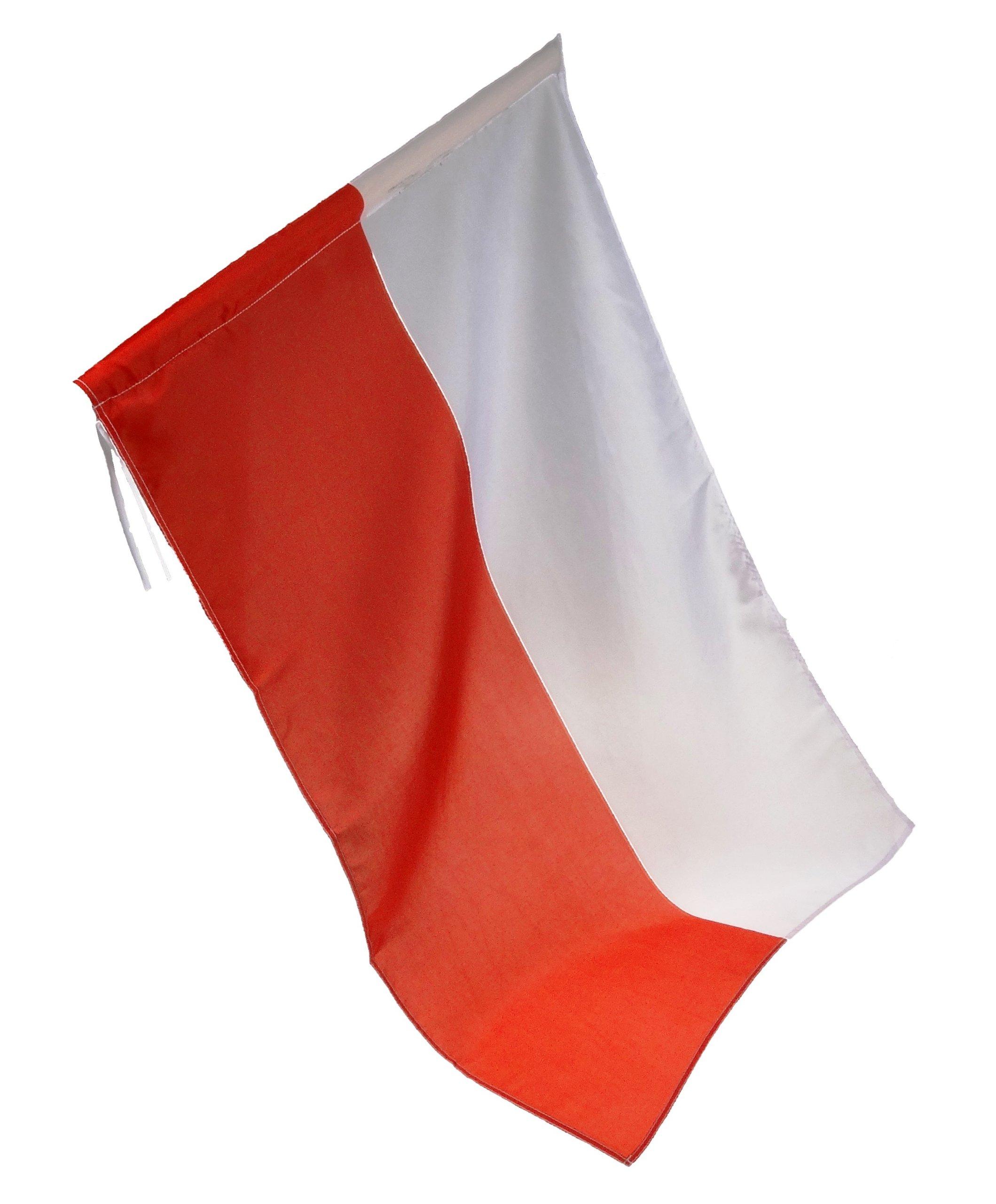 Купить ФЛАГ ПОЛЬШИ НАЦИОНАЛЬНЫЙ БЕЛО-КРАСНЫЙ 60 X 90 СМ 89 на Otpravka - цены и фото - доставка из Польши и стран Европы в Украину.