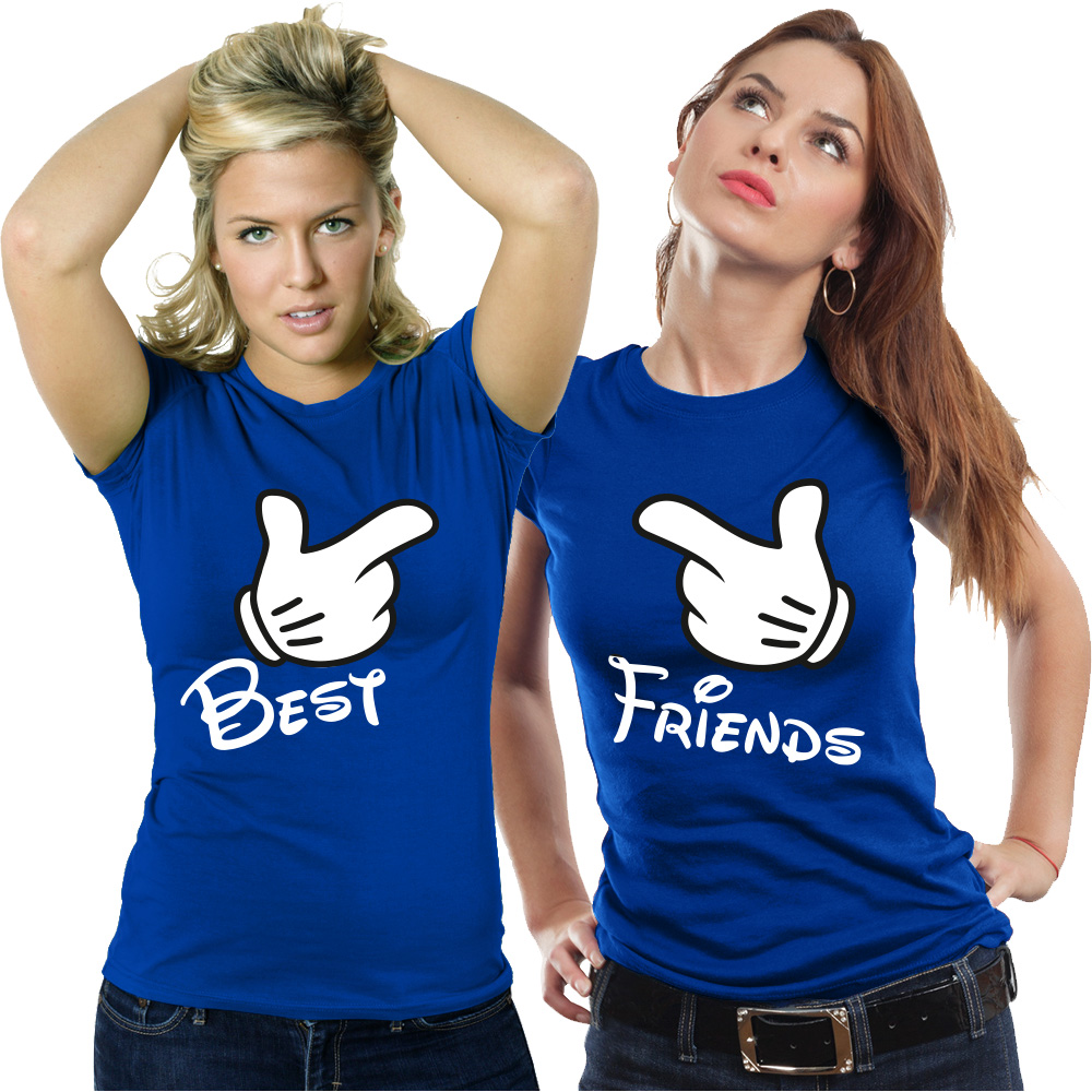 для картинка на футболке подруге что после них