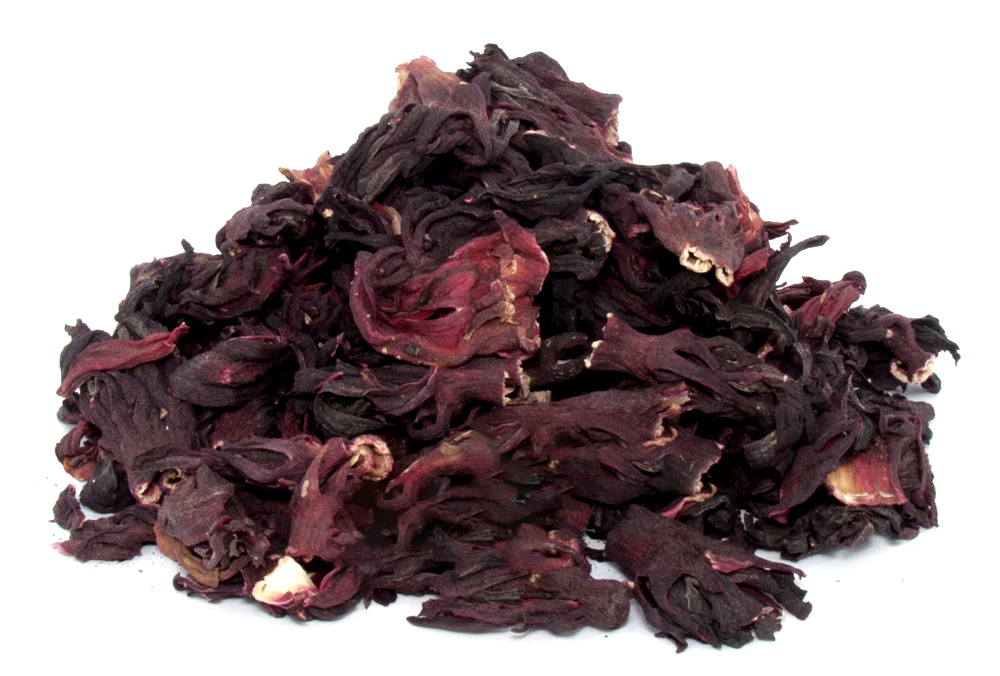 Item HIBISCUS FLOWER dried TEA 1kg