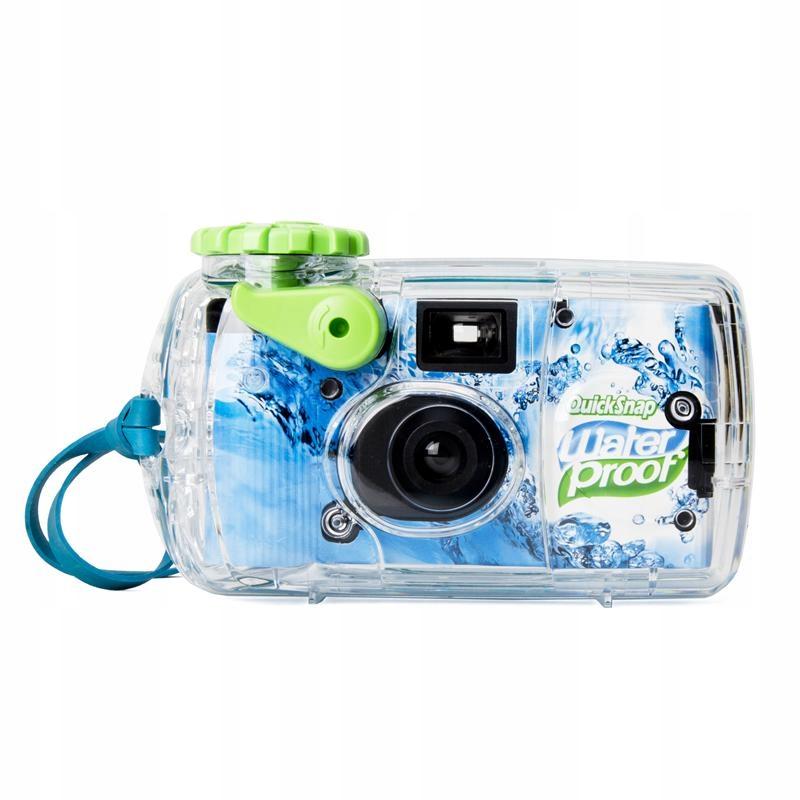 Купить Водонепроницаемые камеры Fujifilm QuickSnap Marine на Otpravka - цены и фото - доставка из Польши и стран Европы в Украину.