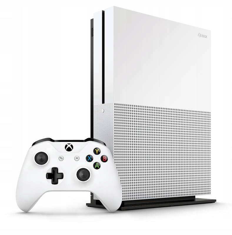XBOX ONE S 500GB + PAD + 3X GAME + GAME PASS CONSOLE Статус замены упаковки