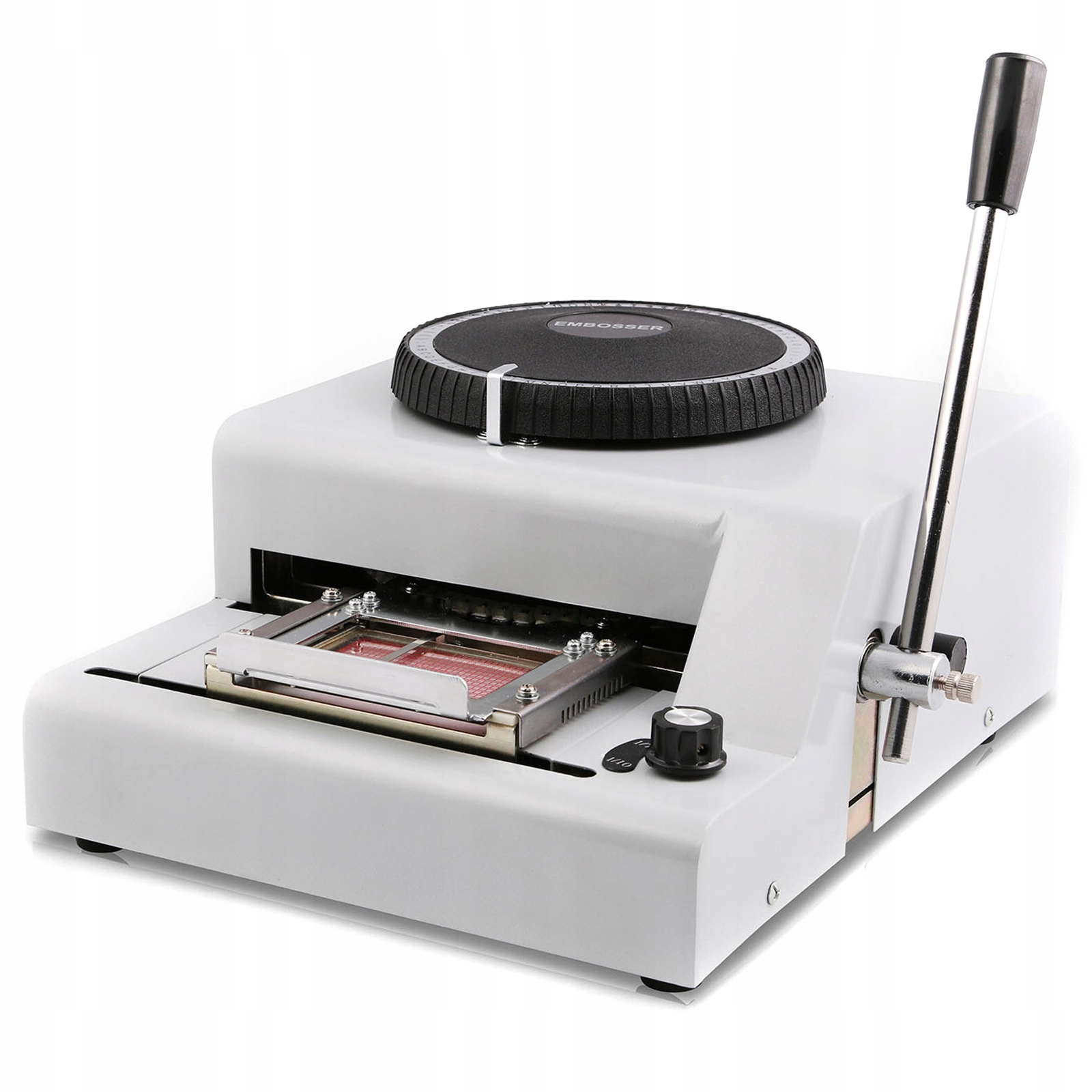 Stroj na tlač Hot Stamping PVC Logo