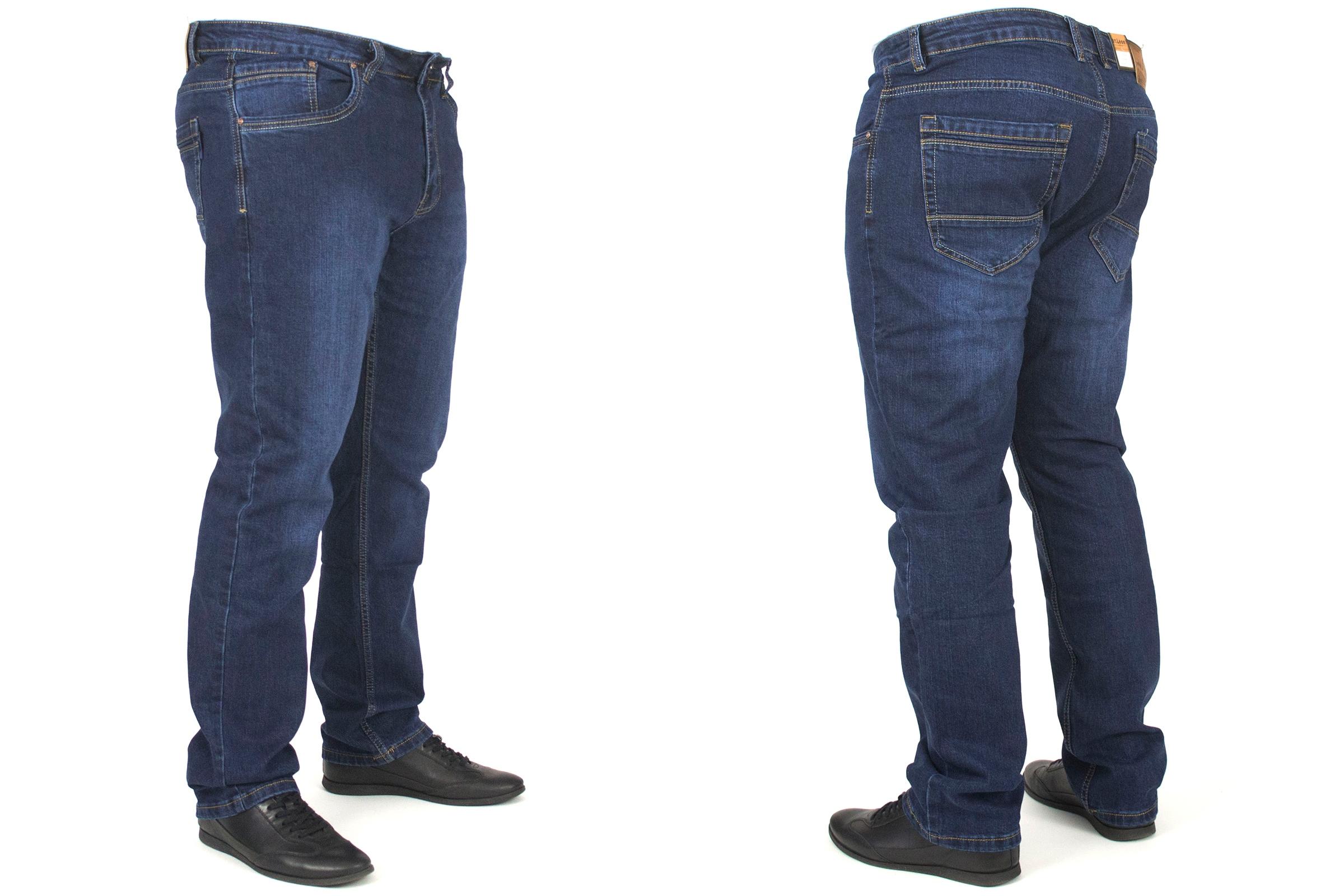 4bbe5023 Spodnie męskie jeans W:43 Pas 116CM S2024 7598741712 - Allegro.pl